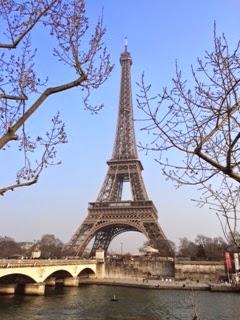 pic of Eiffel Tower, Paris