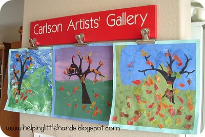 Autumn Art Projects For Kids3