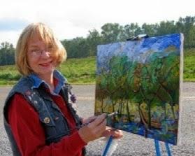 MEET THE ARTIST...