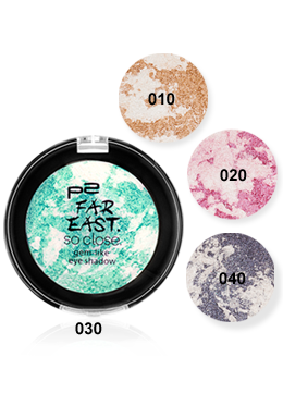 gem-like eye shadow - p2 far east so close