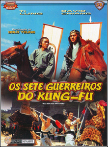 Download Os Sete Guerreiros do Kung Fu DVDRip AVI Dual Áudio + RMVB Dublado