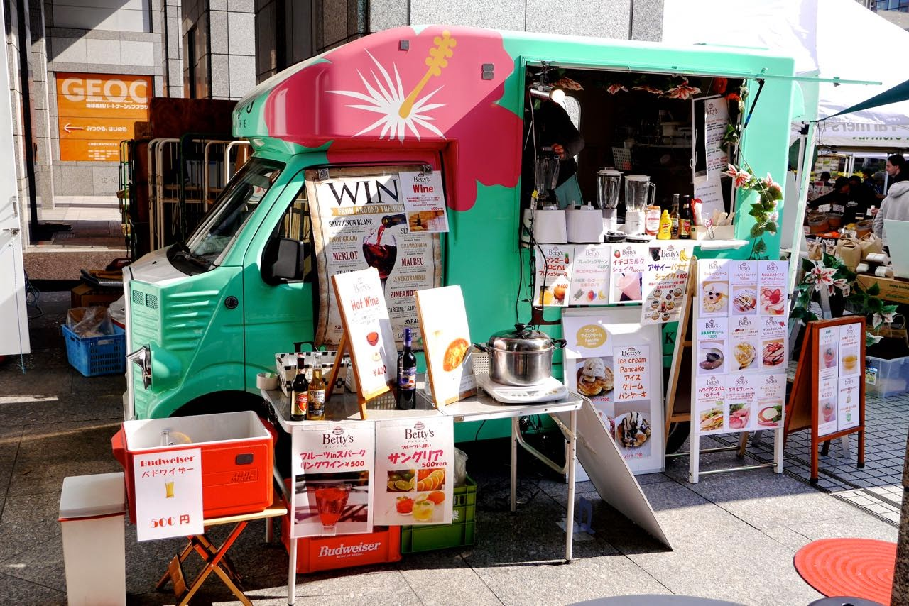 Aoyama Farmers Market, 青山ファーマーズマーケット