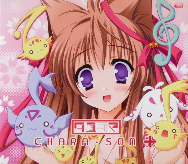 purple eye anime girl