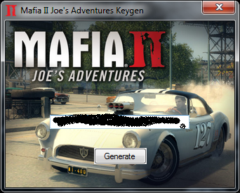 Mafia II Joe's Adventures Keygen. show coldplay glastonbury ao vivo 20