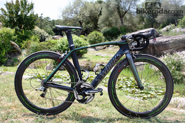 Specialized Venge marchiata CVDSH Mark Cavendish