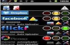 Subir fotos en Android a distintos sitios: Auto Uploader Free