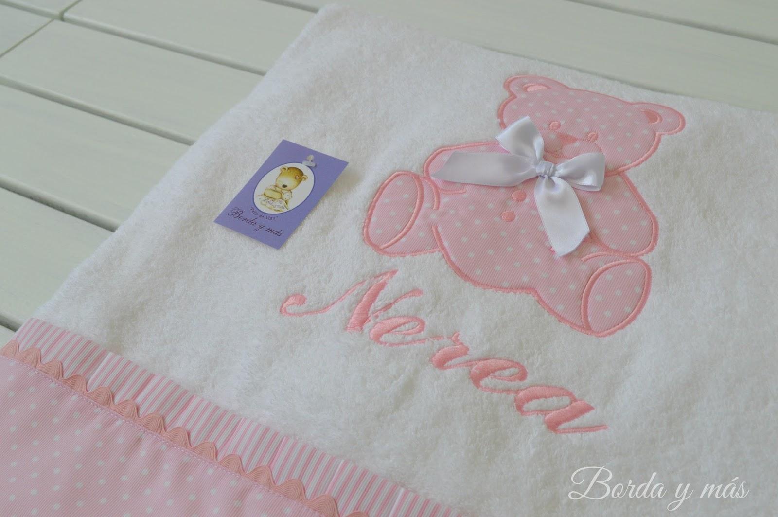 talla personalizada bebe