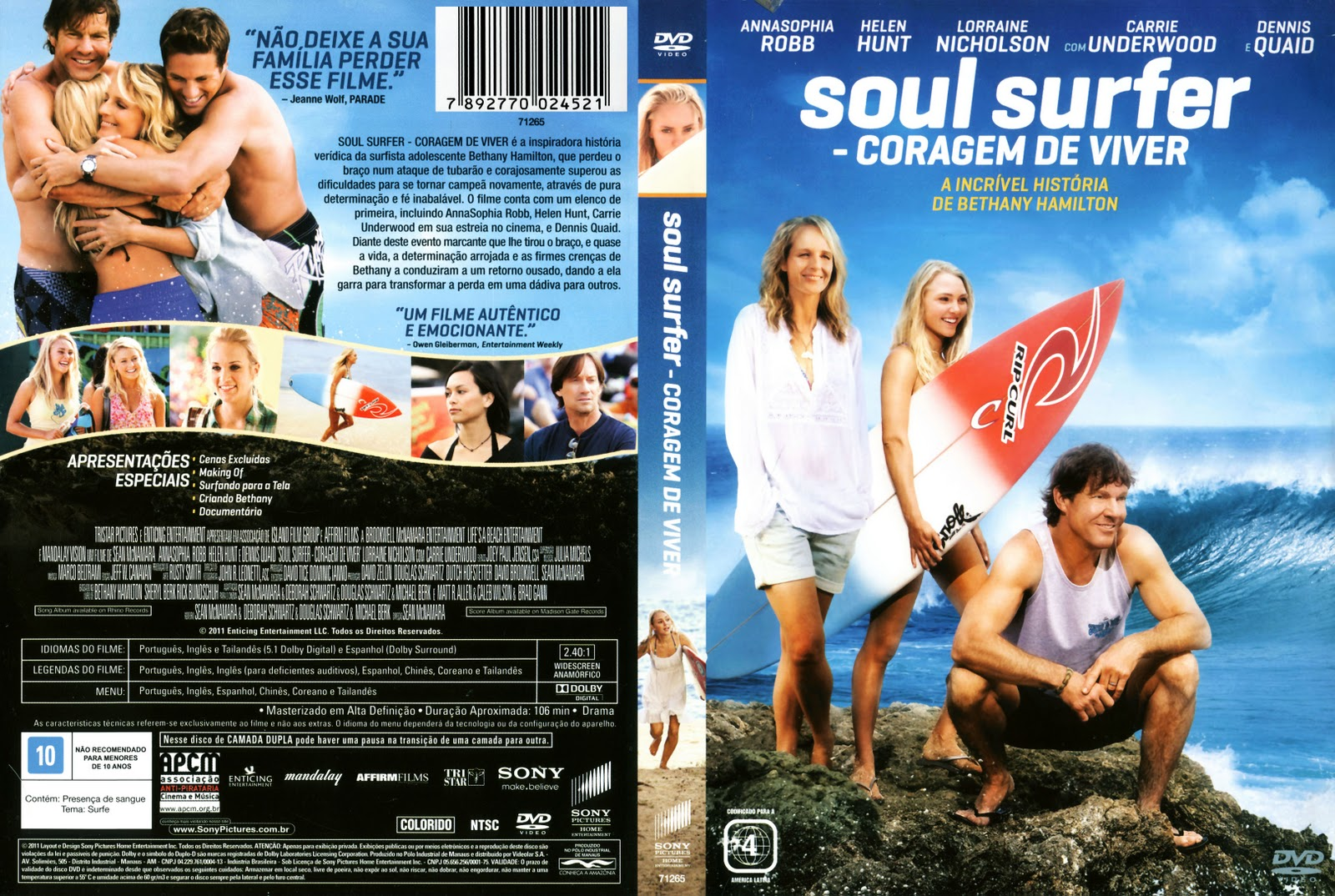 soul surfer 1080p download