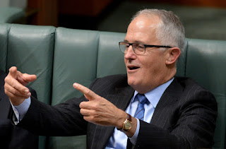 Malcolm Turnbull, Shadwell