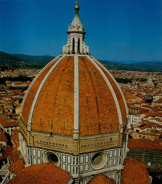 Cúpula Santa María de las Flores, Brunelleschi