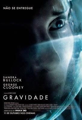 Download Gravidade BRRip Dublado (AVI + RMVB) + Torrent