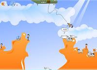 imagem Bungee Rescue jogo online
