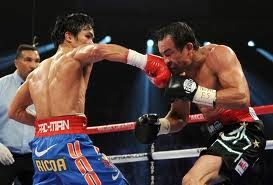 manny pacquiao and juan manuel marquez fight