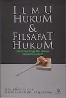 ajibayustore  Judul : ILMU HUKUM DAN FILSAFAT HUKUM Pengarang : Dr. Teguh Prasetyo, SH., M.Si. Penerbit : Pustaka Pelajar