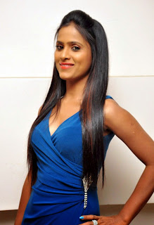 Prasanthi  Pictures in Short Dress at Lion Movie Success Meet ~ Celebs Next