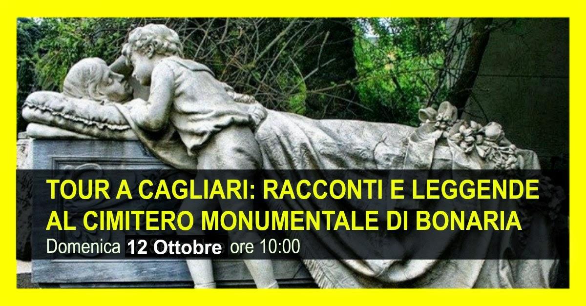 TOUR A CAGLIARI: RACCONTI E LEGGENDE AL CIMITERO DI BONARIA