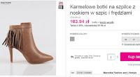 ebutik.pl/product-pol-155256-Karmelowe-botki-na-szpilce-z-noskiem-w-szpic-i-fredzlami.html?affiliate=marcelkafashion