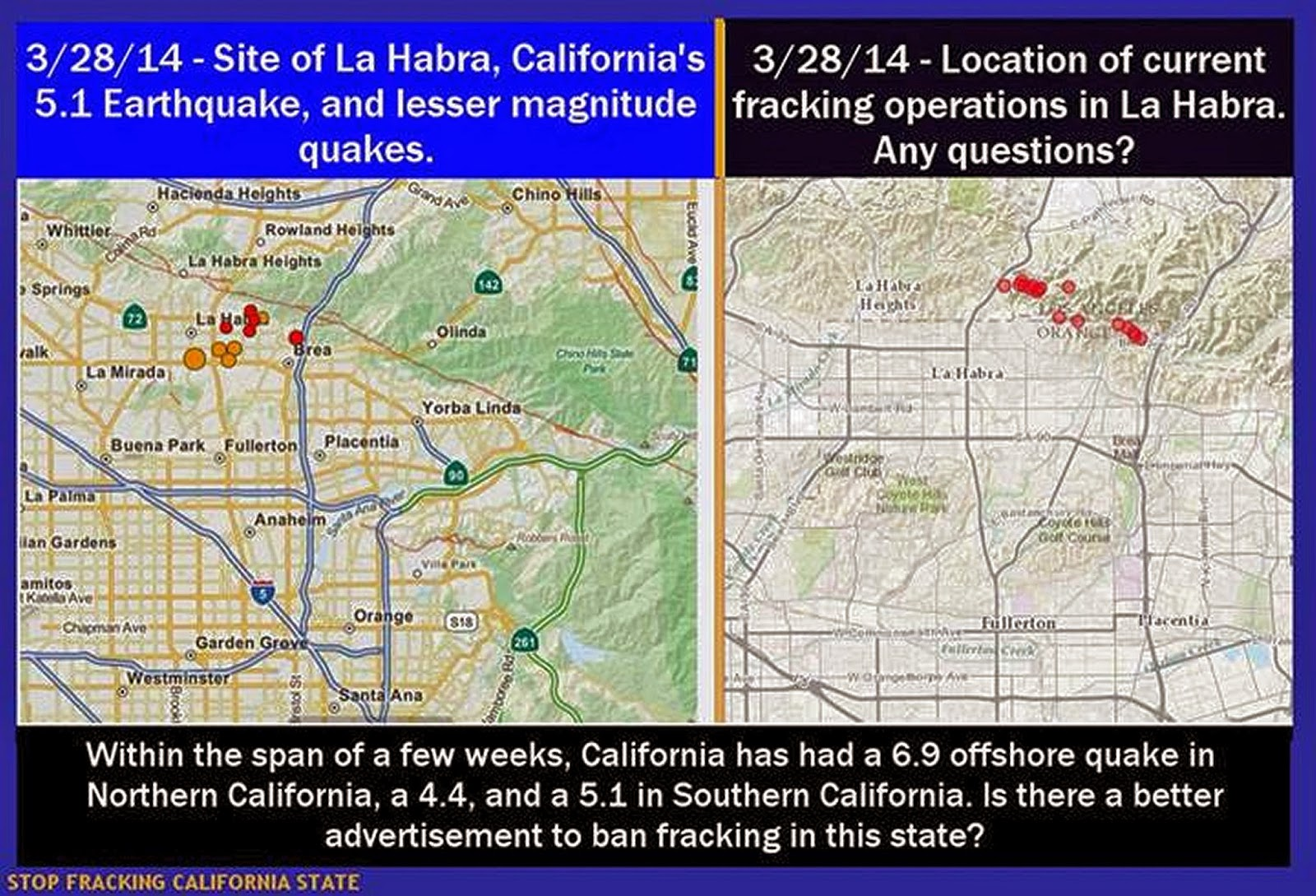 do concerns over increased fracking on california s faultlines have any merit frac yeah