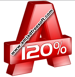 Alcohol 120% 2.0.3.7612 Final Retail with Crack latest free download