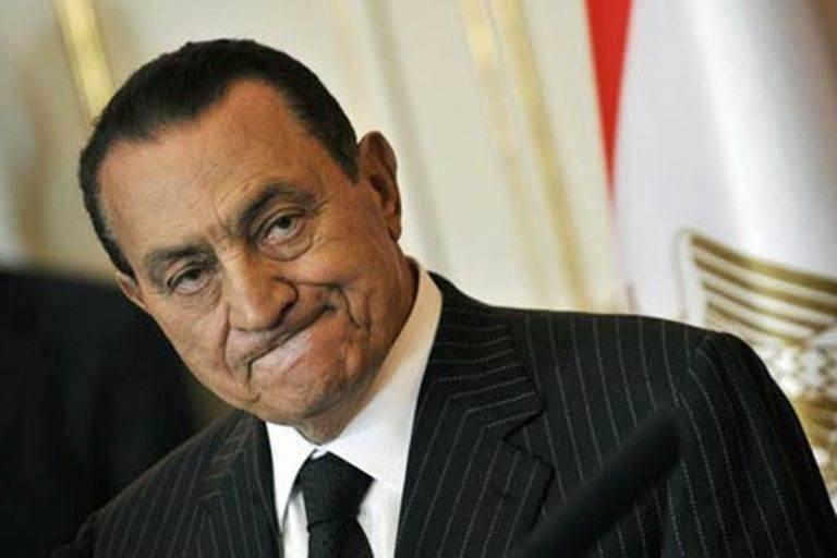 مصر : الكشف عن ثروة مبارك المجمدة في سويسرا