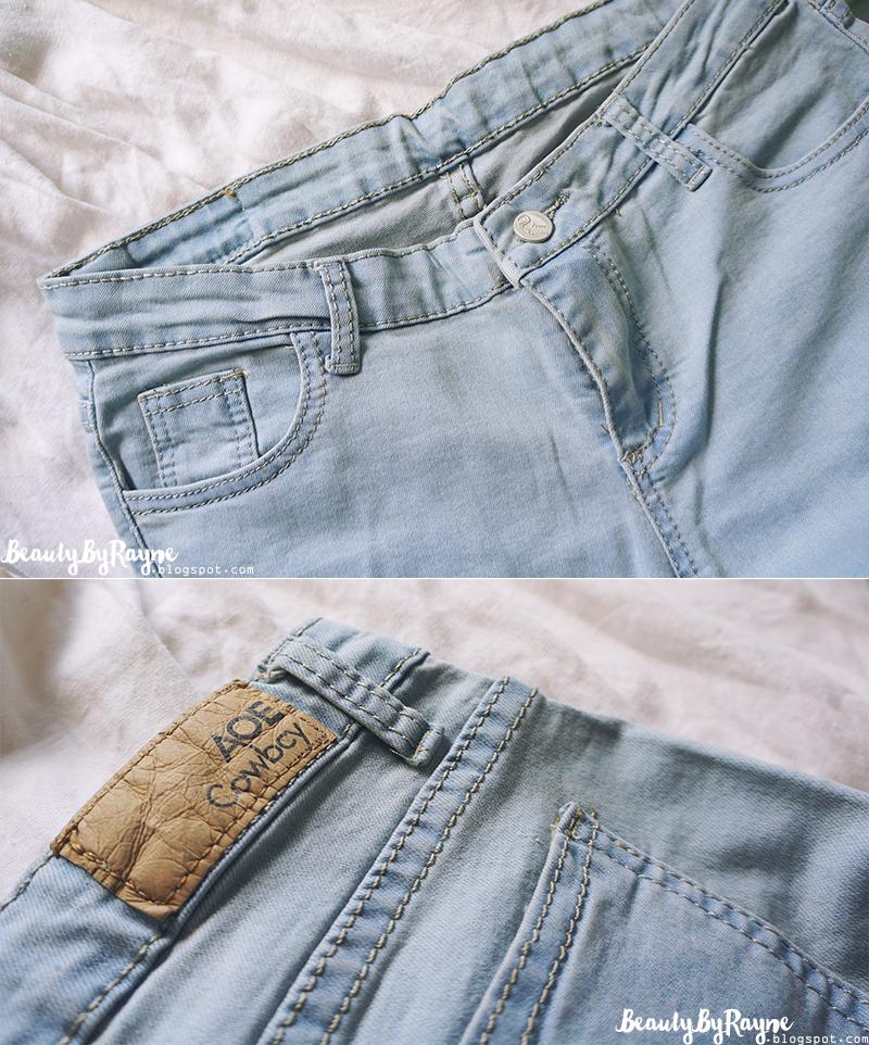 Romwe jeans