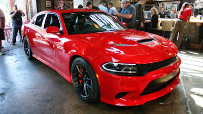 2015 Dodge Charger SRT Hellcat Price