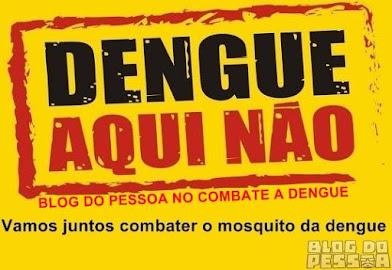 BLOG DO PESSOA - Vamos Juntos Combater o Mosquito da Dengue em Nossa Cidade