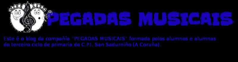 PEGADAS MUSICAIS