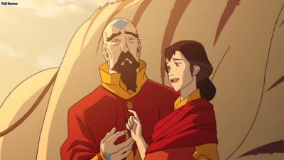 Avatar The Legend of Korra 11-12 Subtitle Indonesia