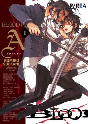 Blood+ Adagio [2/2][Español][Manga] ~ Descarga Anime en HD Gratis