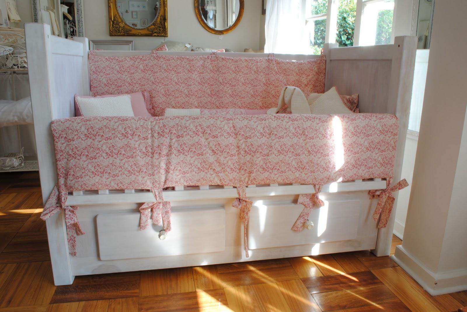 Paz montealegre decoraci n cunas de madera para beb for Cunas para bebes de madera