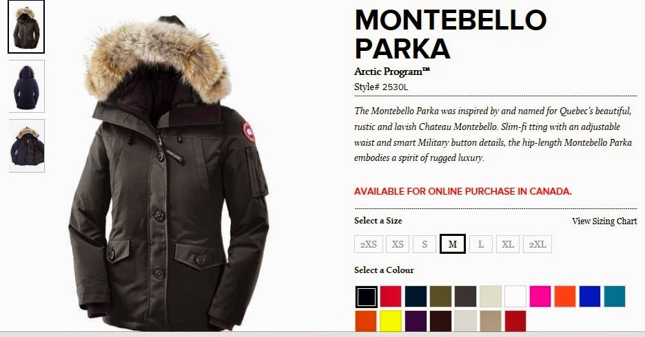 Canada Goose vest outlet price - Fashion Blog by Apparel Search: jackets