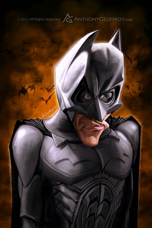 11-Christian-Bale-Batman-Buce-Wayne-Anthony-Geoffroy-Caricature-Illustrations-Comics-www-designstack-co