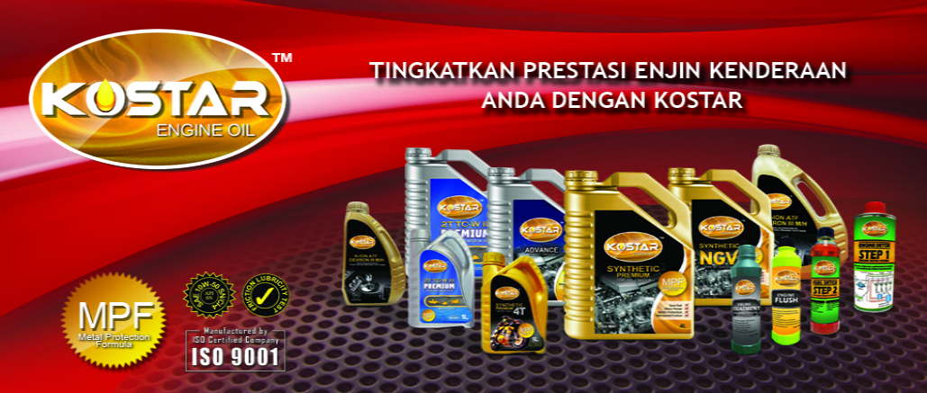 KOSTAR ENGINE OIL