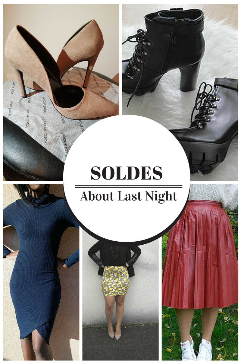 soldes About Last night