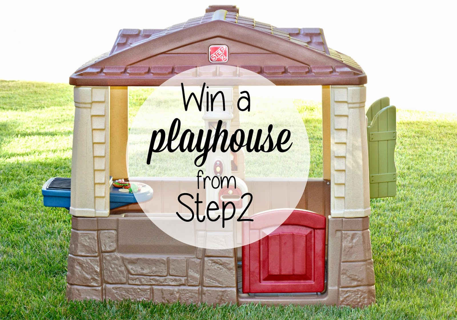 Mommy Testers, Step2 Neat & Tidy Cottage II,Step2 Neat & Tidy Cottage II Giveaway, Step2 giveaway, Step2 Playhouse giveaway