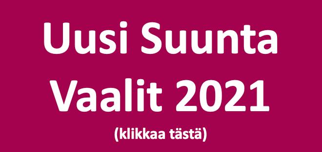 Uusi Suunta - Vaalit 2021