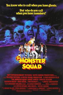 El Escuadrón Anti-Monstruos / Una Pandilla Alucinante Poster