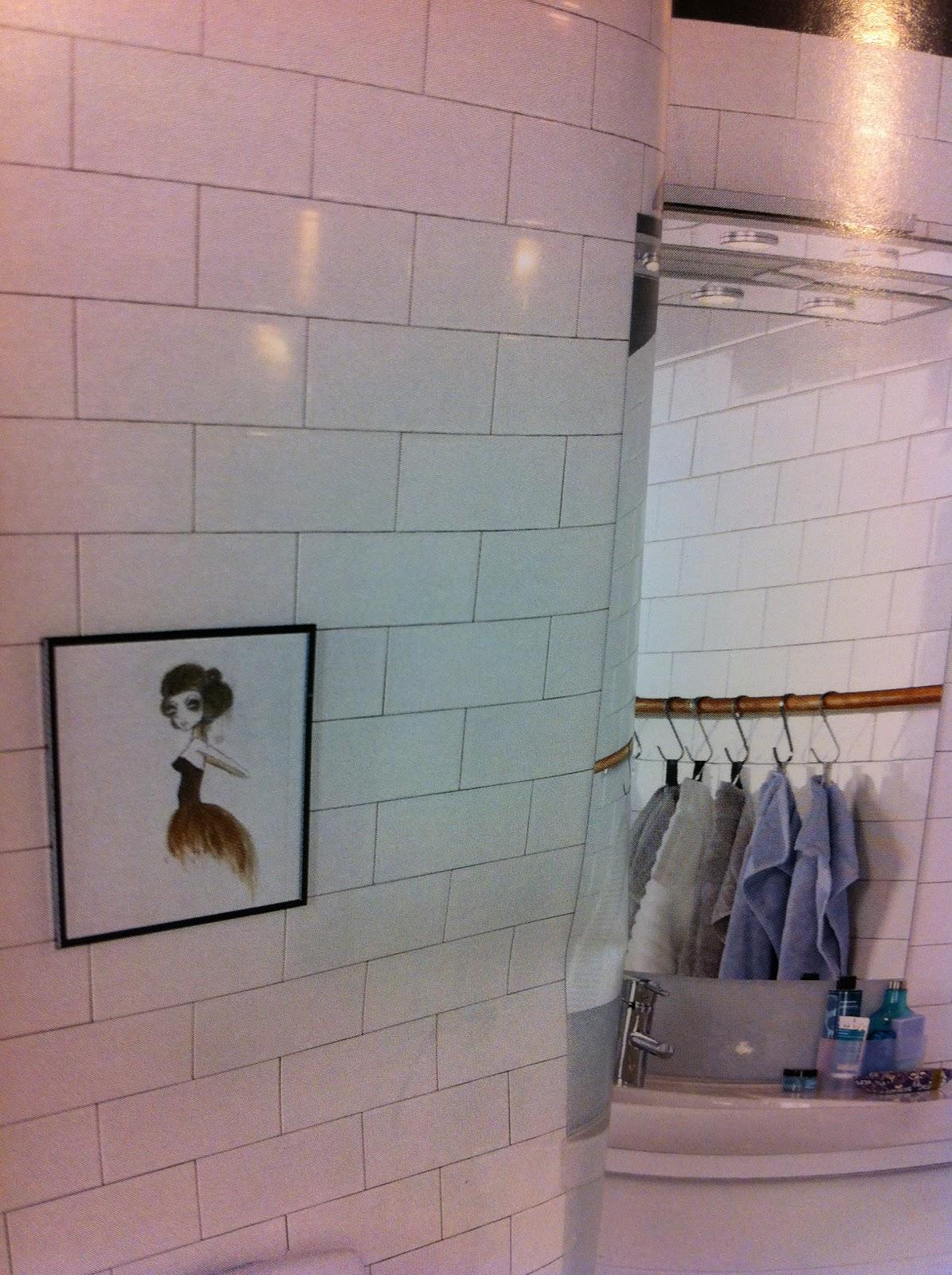 Projekt: Ett hem: Vad ska man ha för kakel i badrummet?