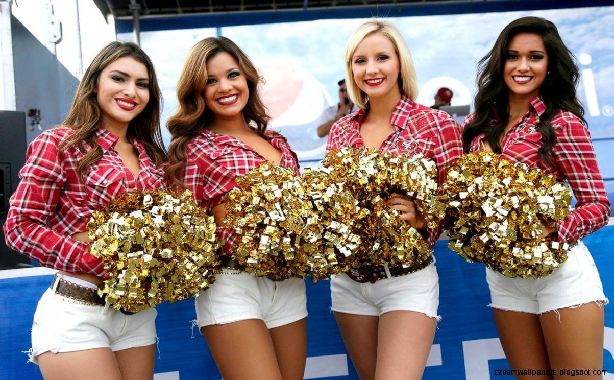 NFL Cheerleaders Week 4
