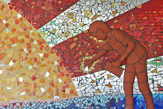 Hall Fletcher Mural