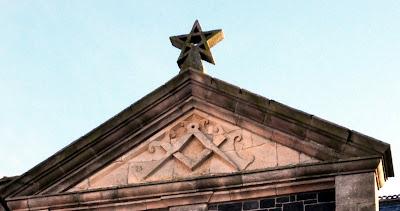 Masonic Hall symbolism