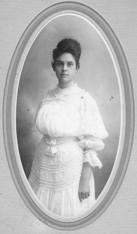 Edwardian Woman Photograph