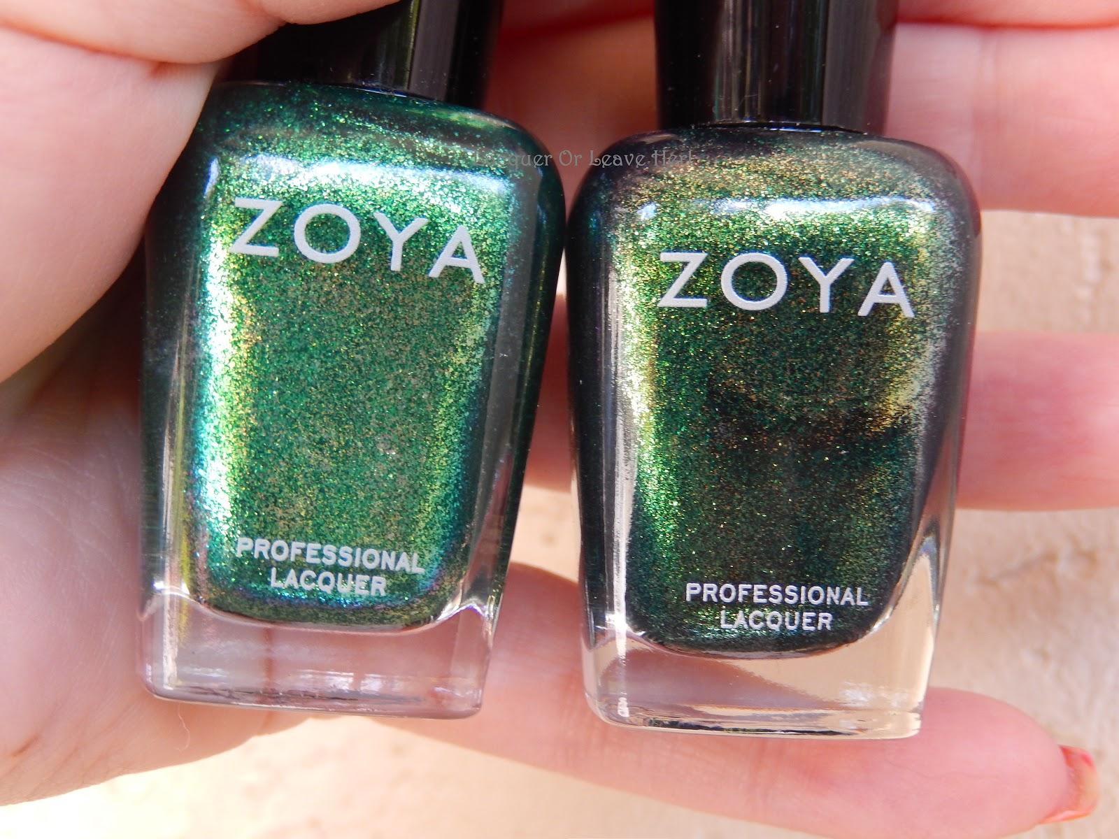 Zoya Ivanka vs. Logan