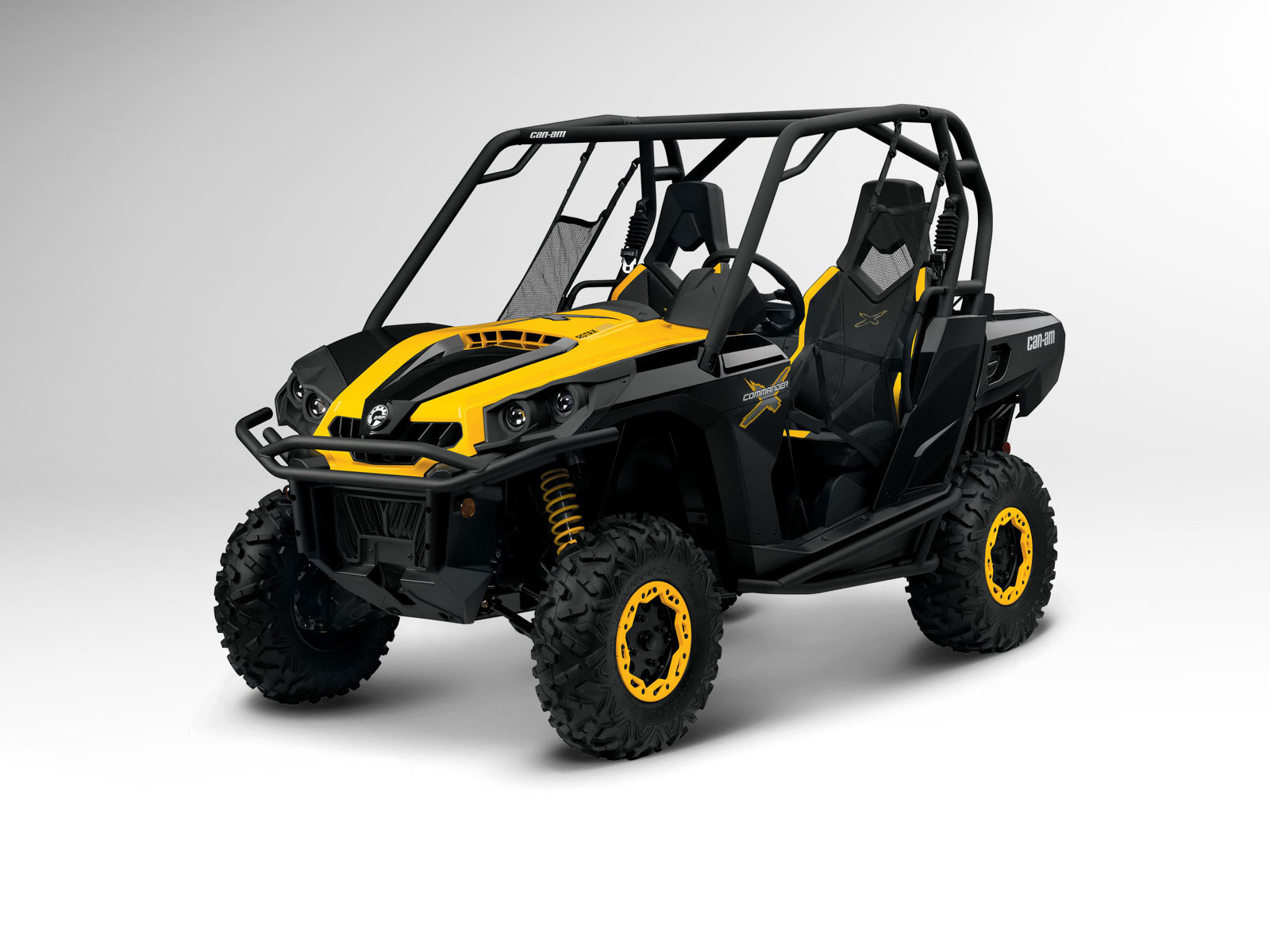 2012 Can-Am Commander 1000X ATV pictures 4