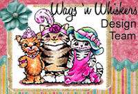 YAY NEW DT - WAGS N&#39; WHISKERS
