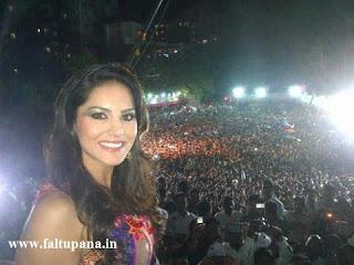 Sunny Leone Pune