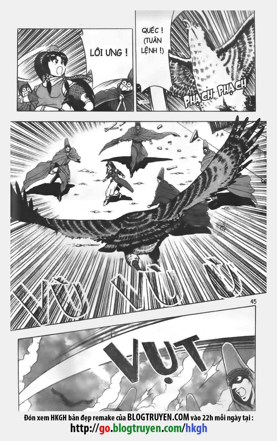 xem truyen moi - Hiệp Khách Giang Hồ Vol10 - Chap 063 - Remake