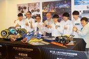 工設系囊括2018上海方宇設計新銳挑戰賽金、銀、銅獎