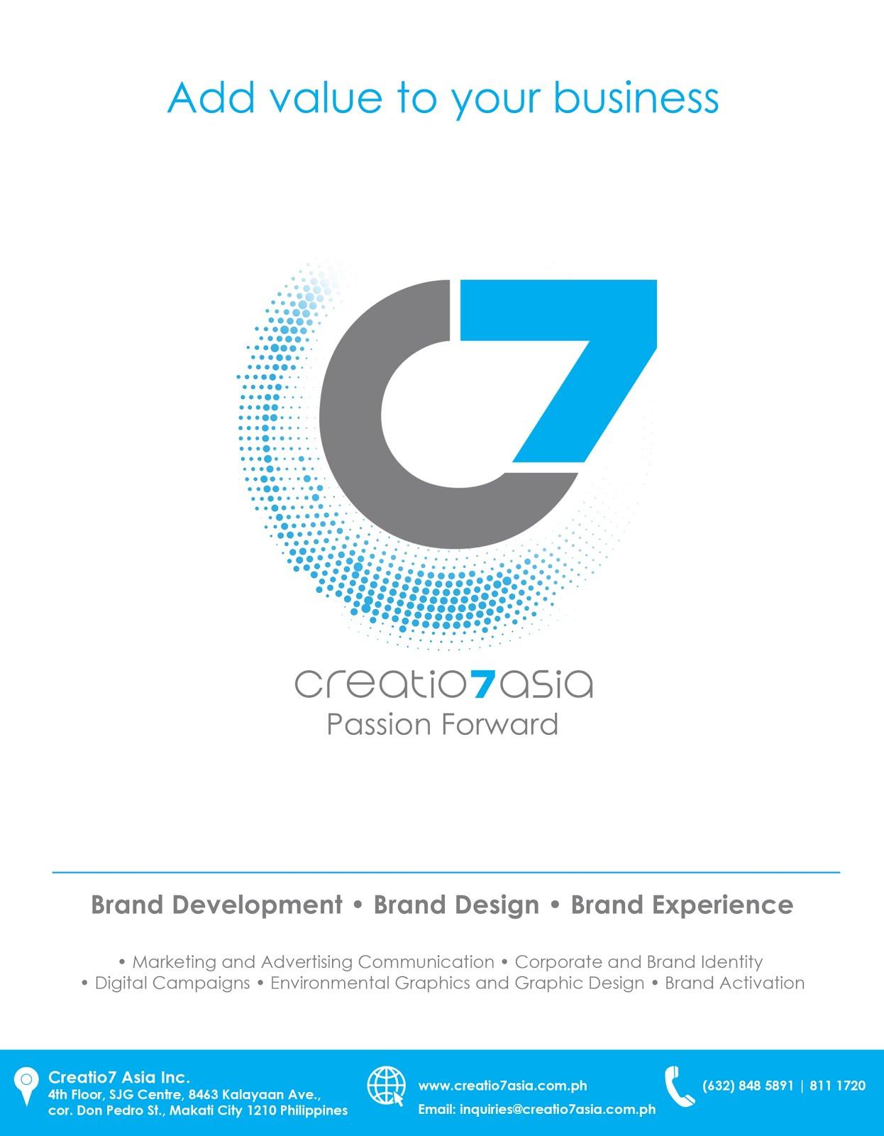 Creatio7 Asia Inc.